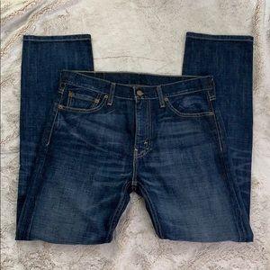 NEW Levi's 513 men's jeans 31x30 100% cotton